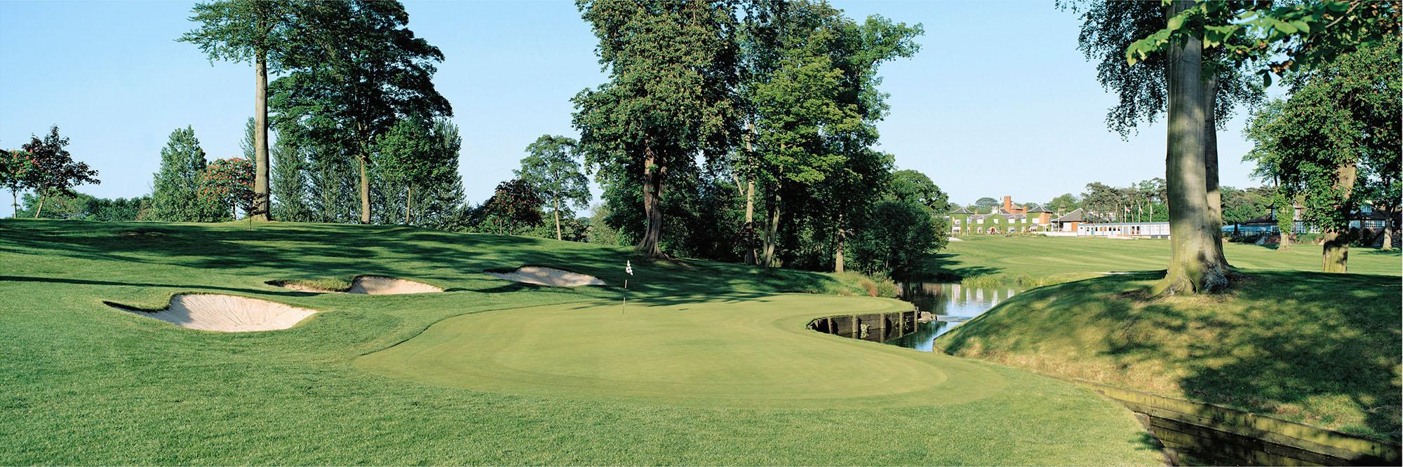Golf Course Image - Belfry Brabazon No. 10