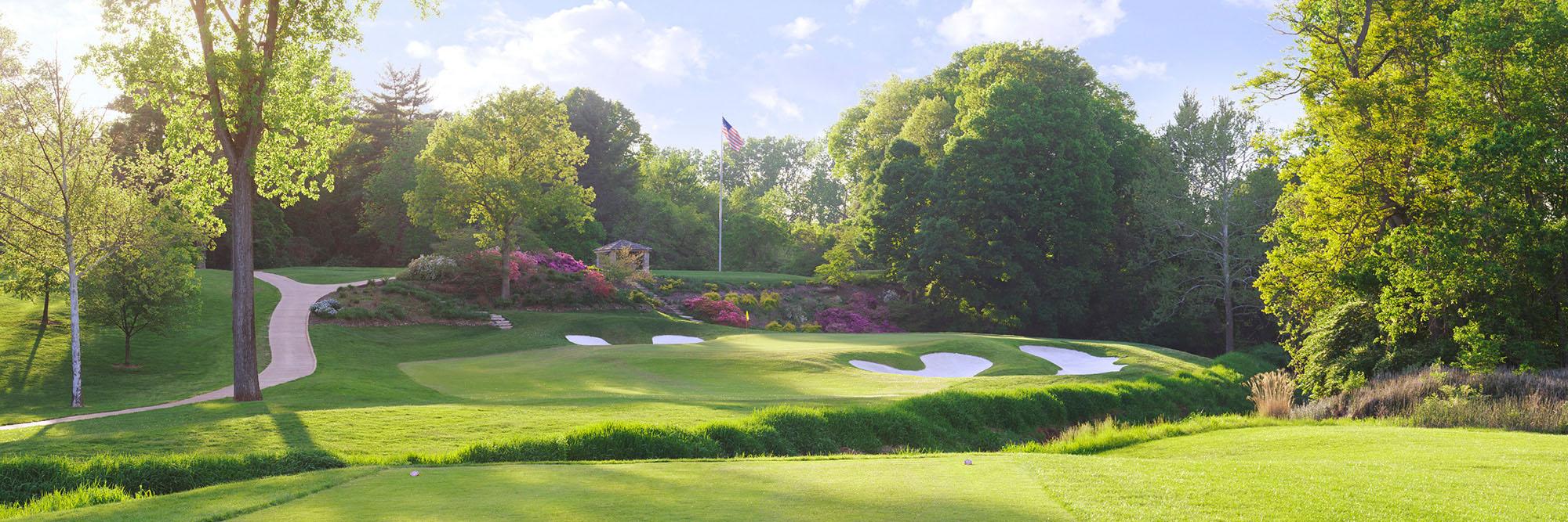 Golf Course Image - Bellerive No. 13