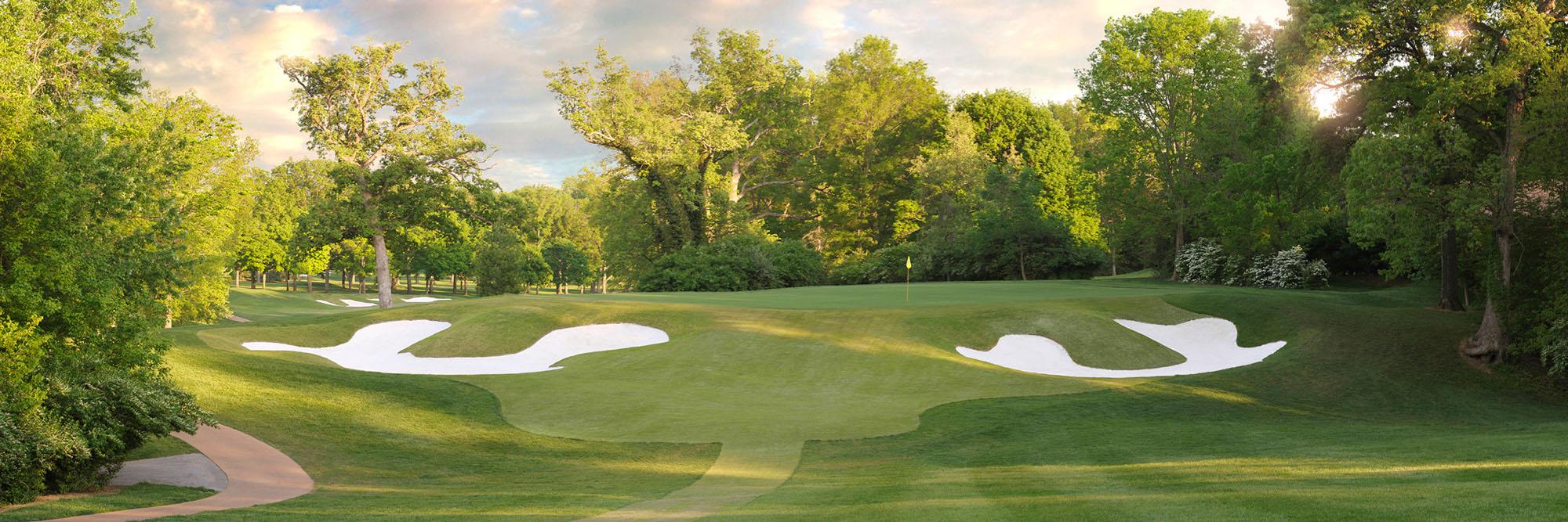 Golf Course Image - Bellerive No. 16