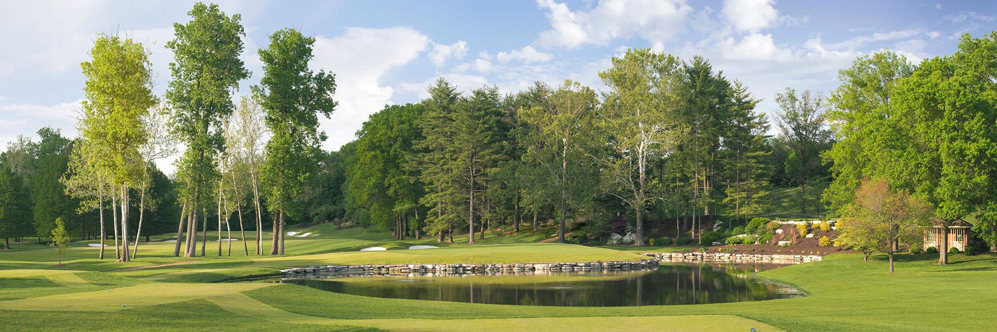 Golf Course Image - Bellerive No. 3