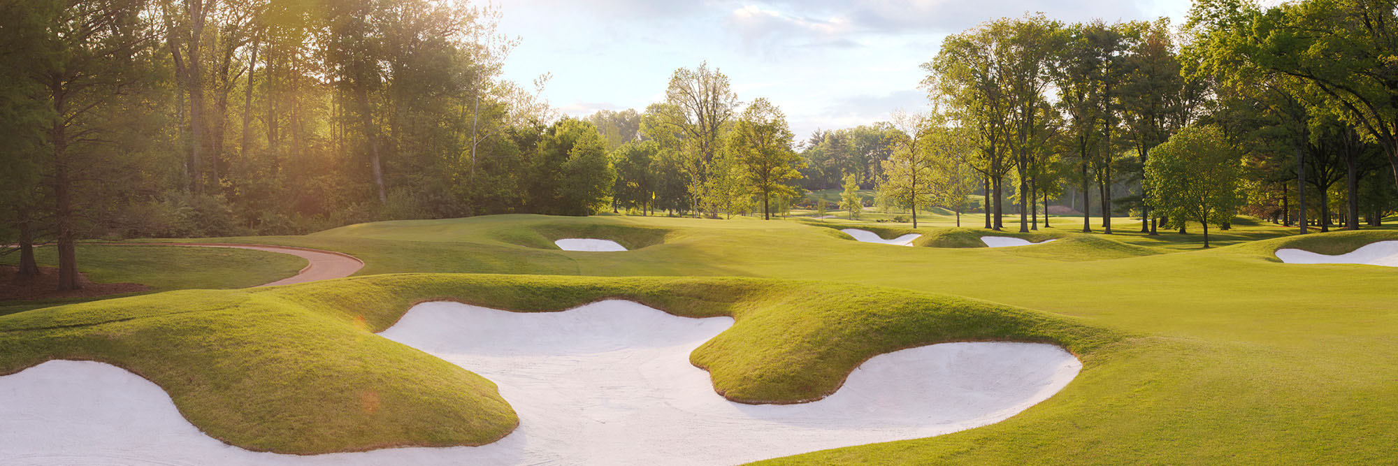 Golf Course Image - Bellerive No. 7