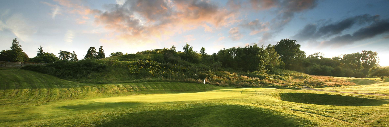 Golf Course Image - Belmont Golf Club No 14