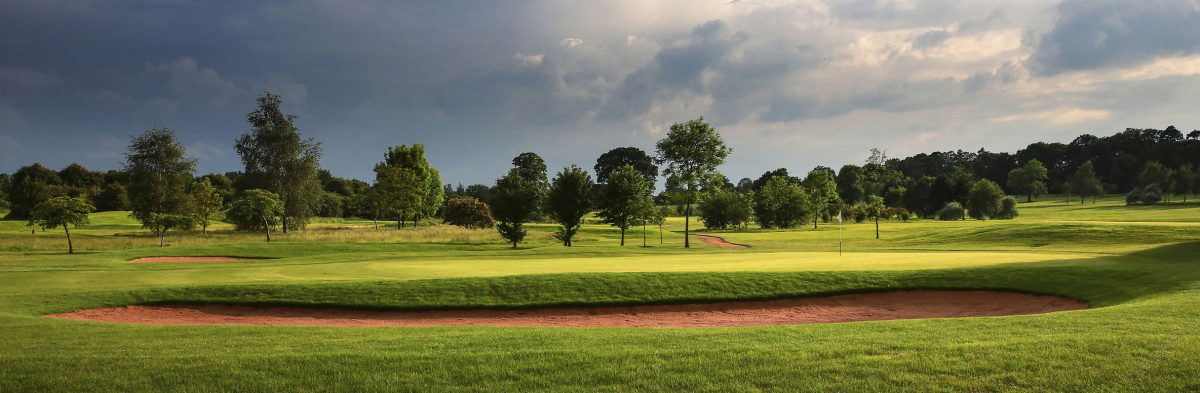 Belton Woods Golf Club Woodside No. 1