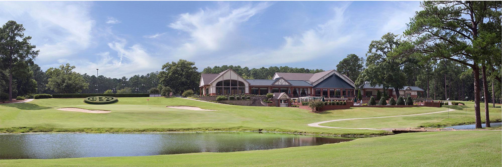 Golf Course Image - Benvenue No. 18