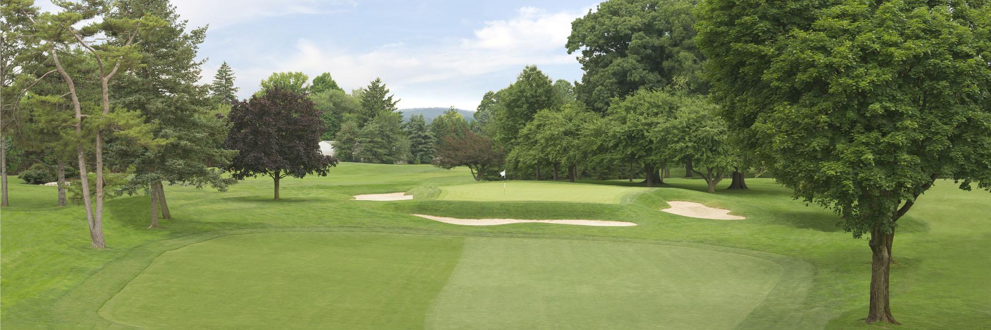 Golf Course Image - Berkshire No. 16