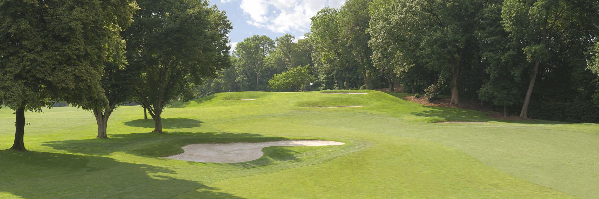 Golf Course Image - Berkshire No. 2