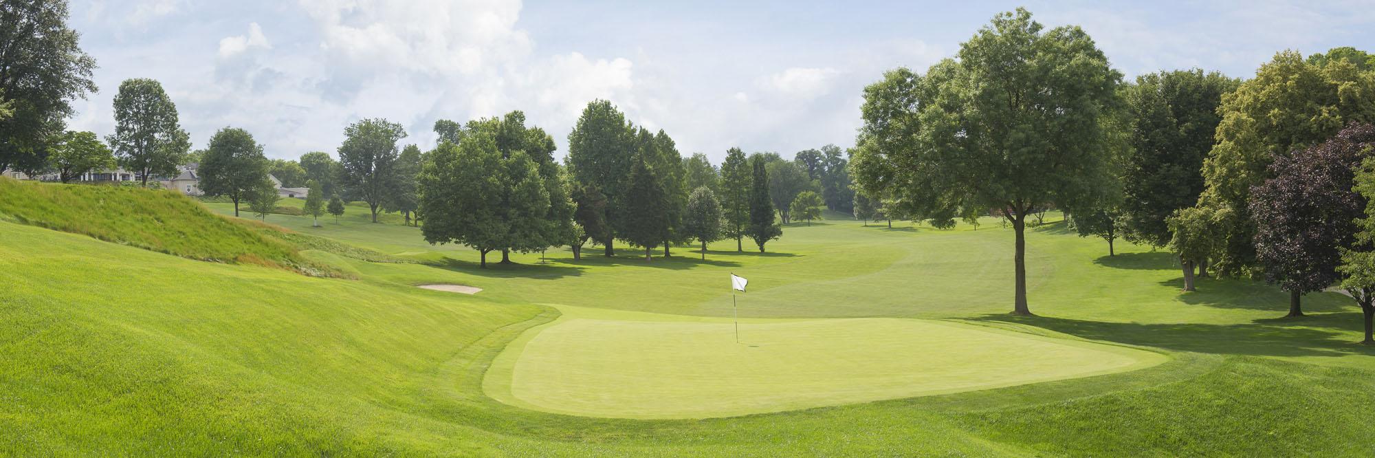 Golf Course Image - Berkshire No. 4