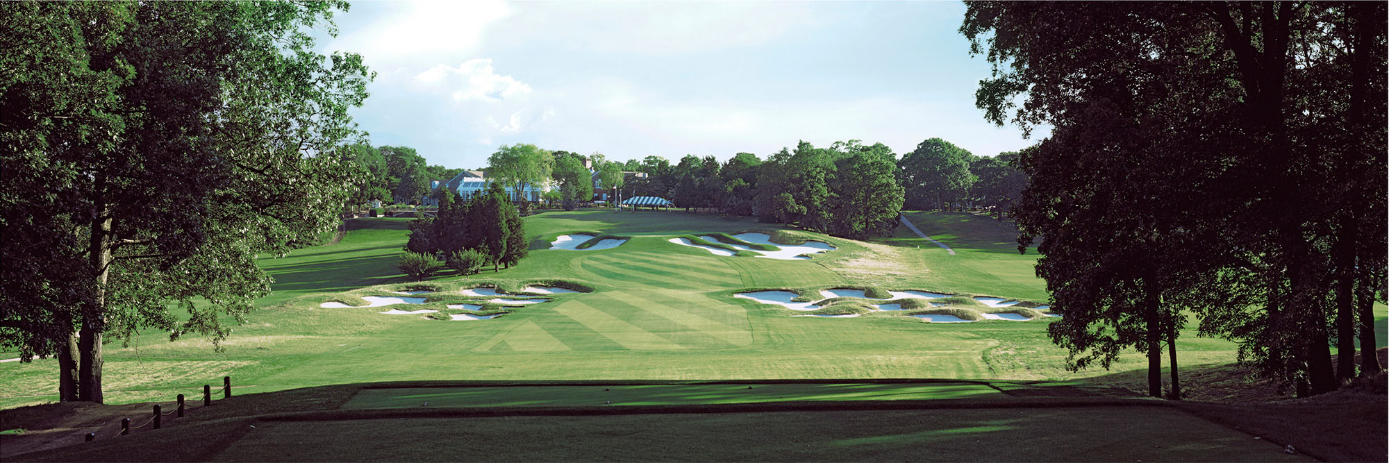 Golf Course Image - Bethpage No. 18