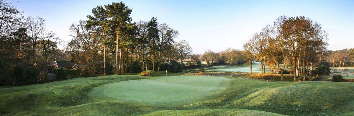 Blackmoor Golf Club No. 9