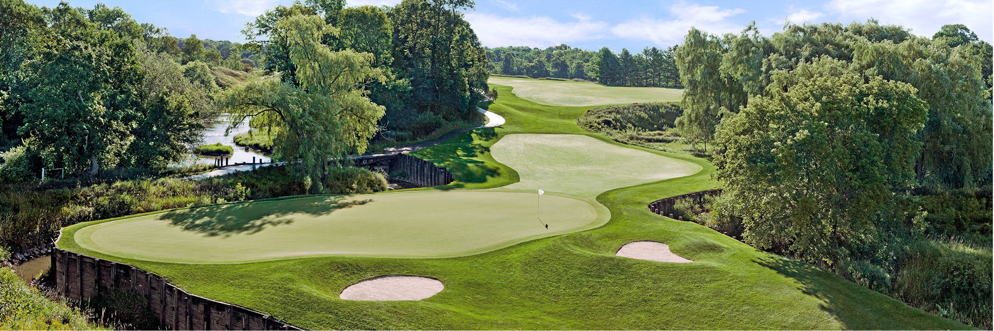 Golf Course Image - Blackwolf Run Meadow Valleys No. 14
