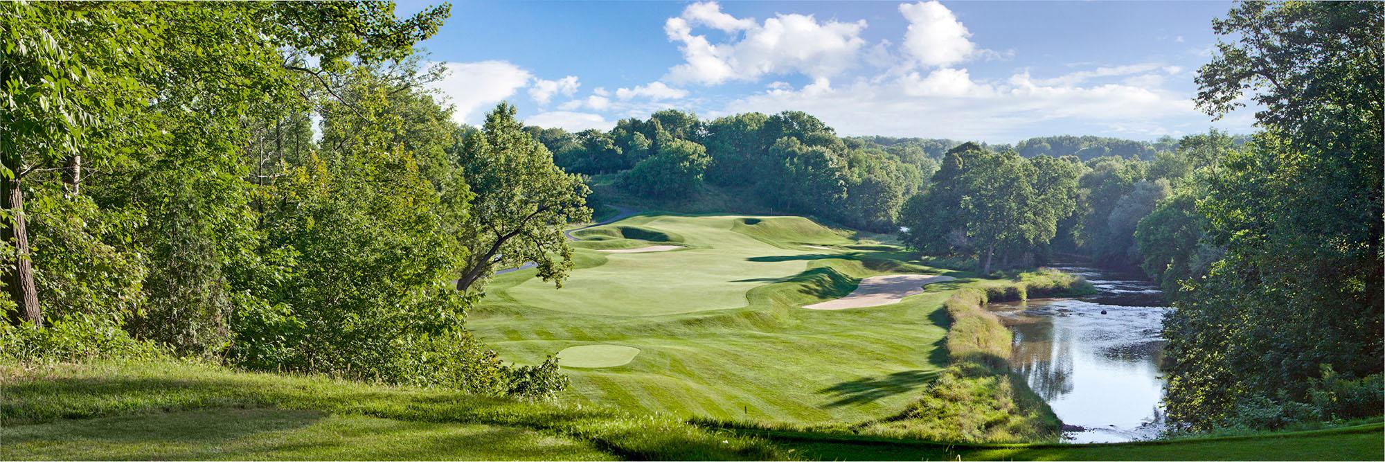 Golf Course Image - Blackwolf Run River Course No. 5