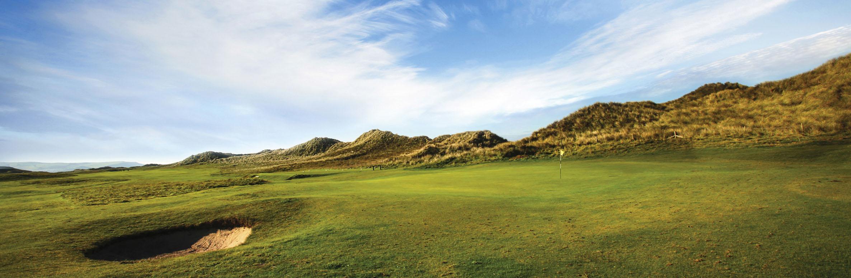 Golf Course Image - Borth & Ynyslas Golf Club No. 11