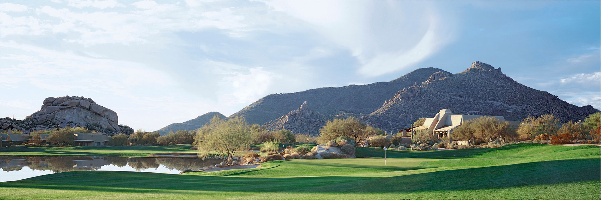 Golf Course Image - Boulders No. 18