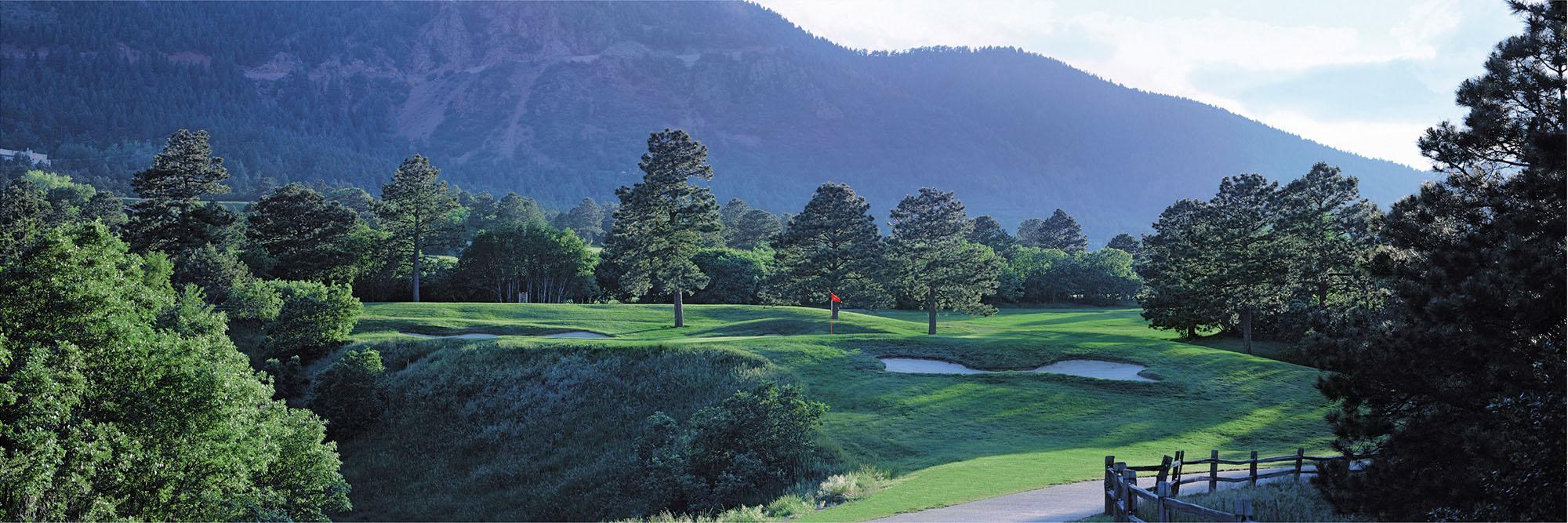 Golf Course Image - Broadmoor East No. 8