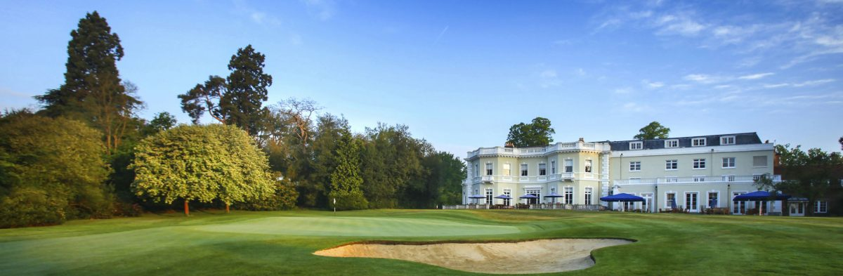Burhill Golf Club New No. 18