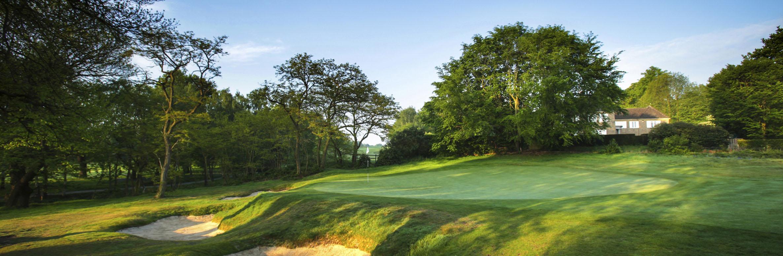 Burhill Golf Club Old