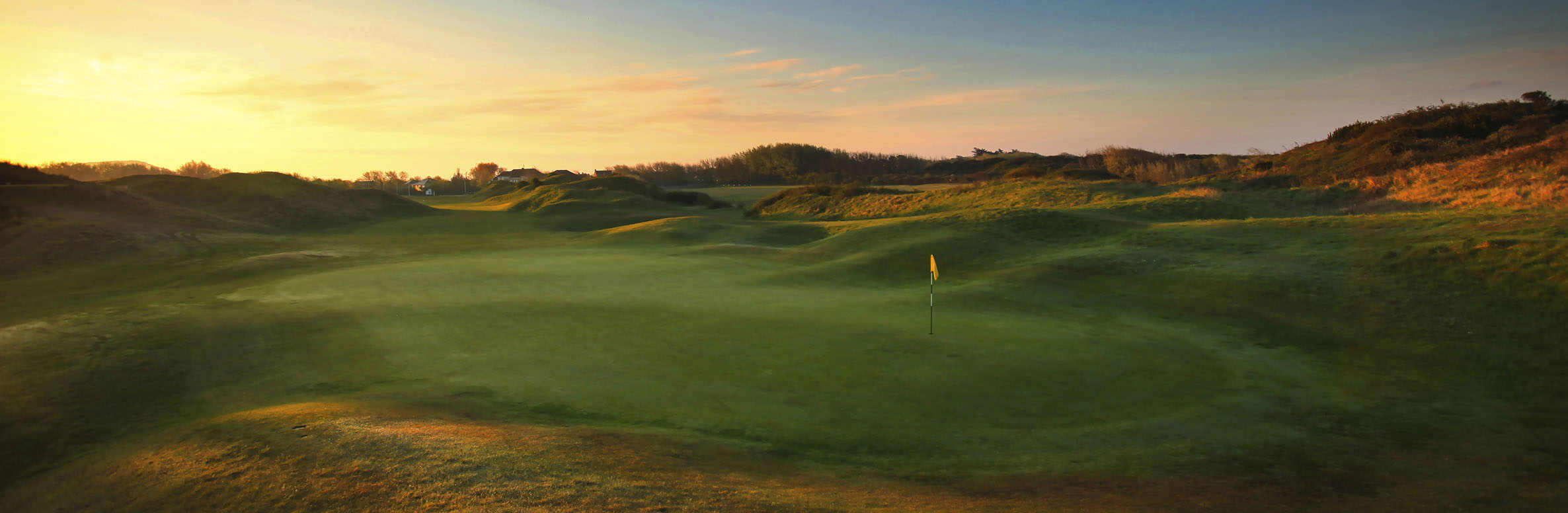 Burnham and Berrow Golf Club Championship Course
