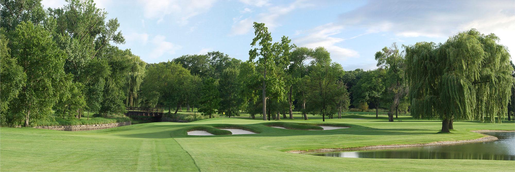 Golf Course Image - Butler National No. 11