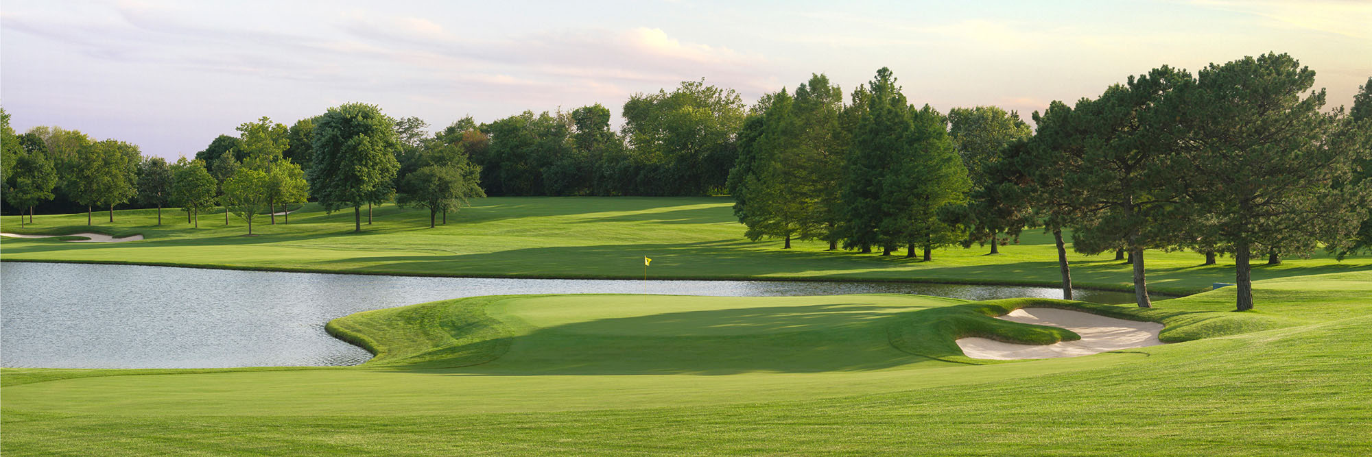 Golf Course Image - Butler National No. 13