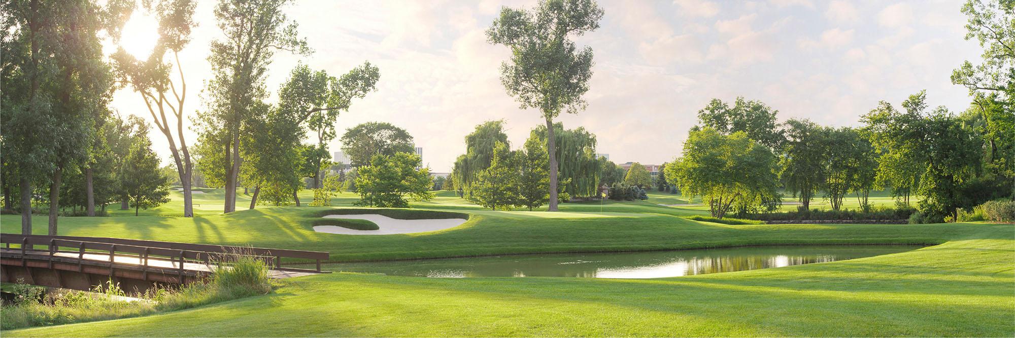 Golf Course Image - Butler National No. 1