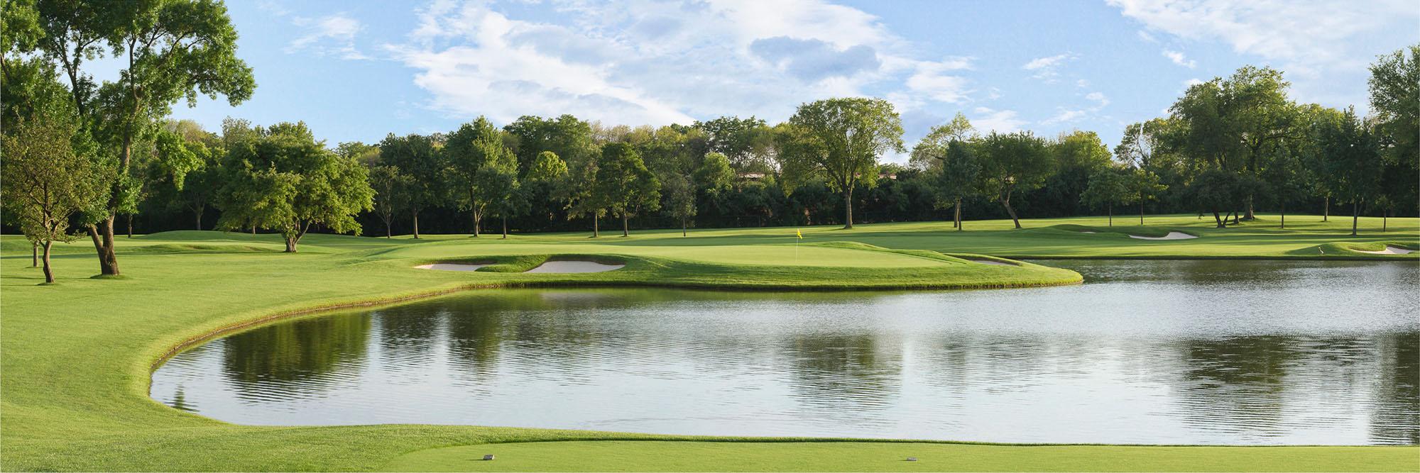 Golf Course Image - Butler National No. 5