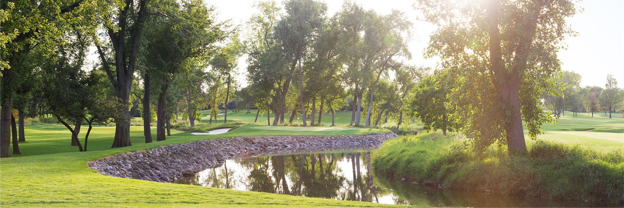 Golf Course Image - Butler National No. 8