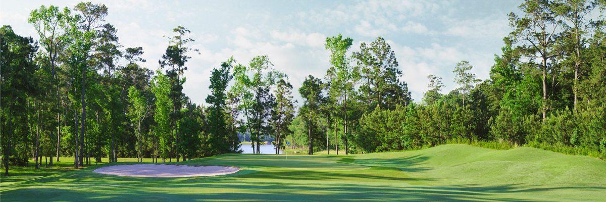 Canongate-Lake Windcrest Course No. 6