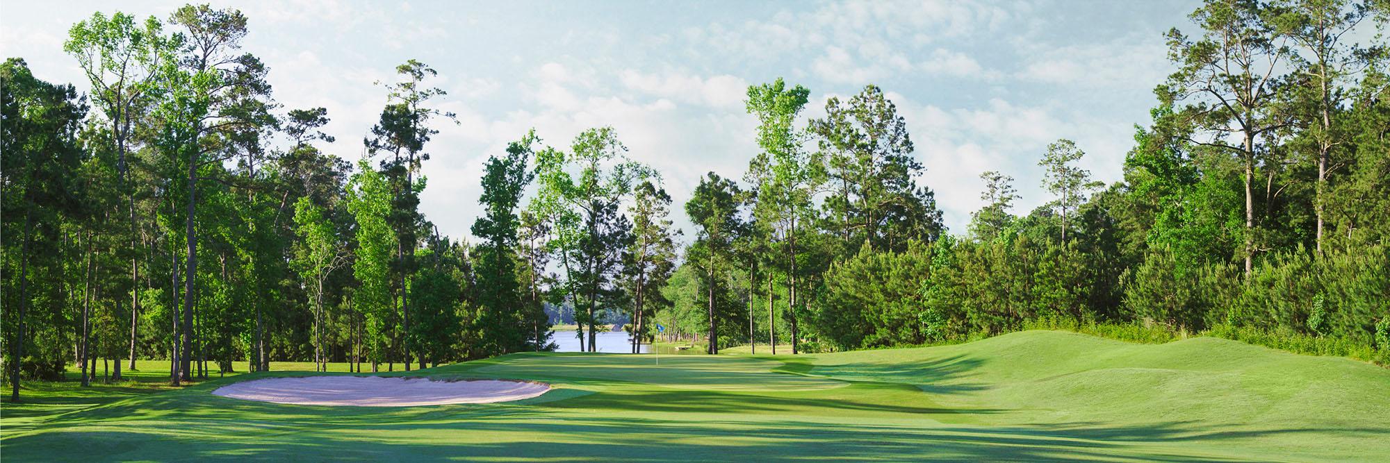 Golf Course Image - Canongate-Lake Windcrest Course No. 6