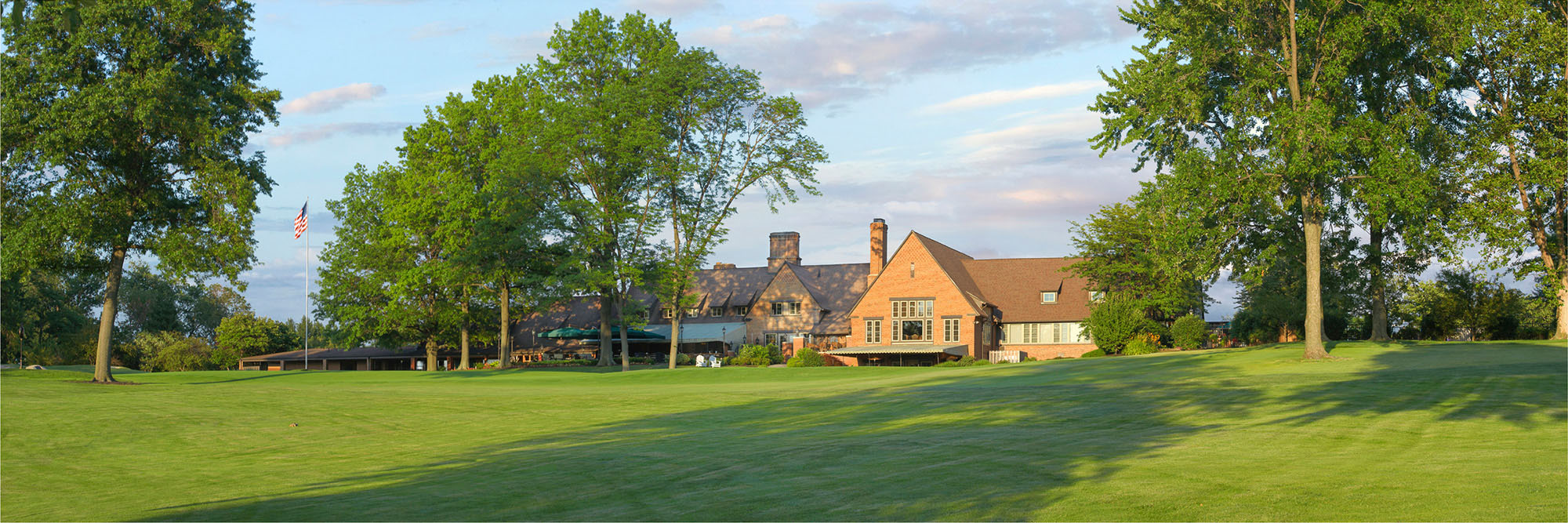 Golf Course Image - Canterbury Clubhouse