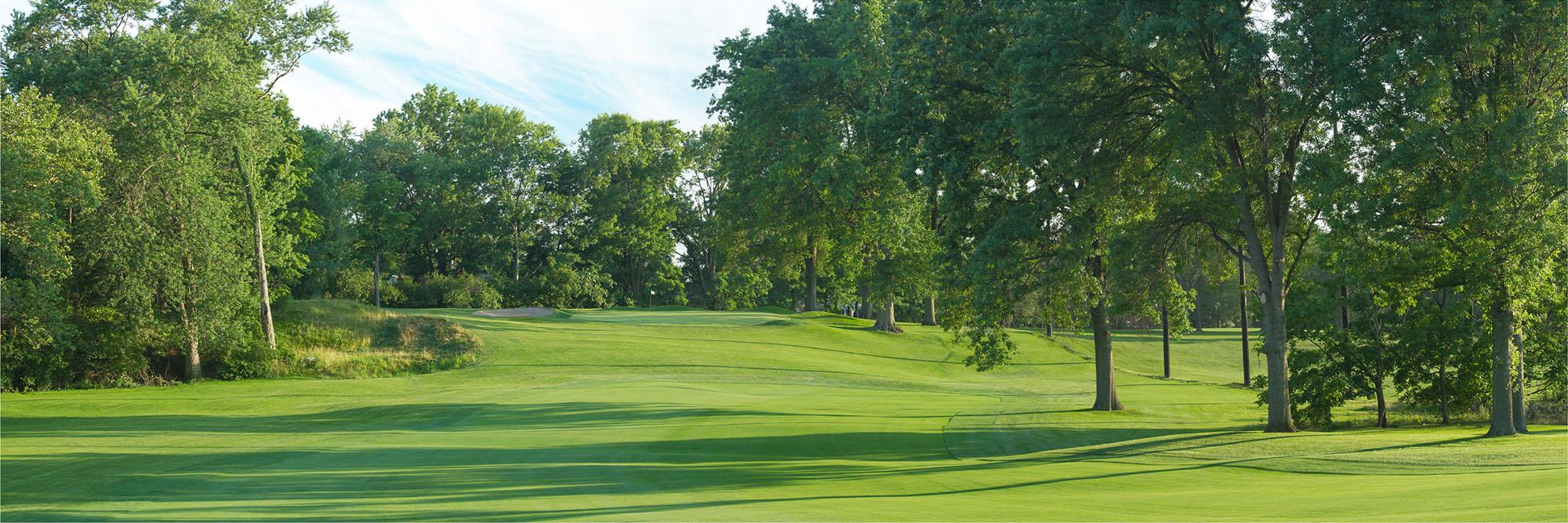 Golf Course Image - Canterbury No. 14