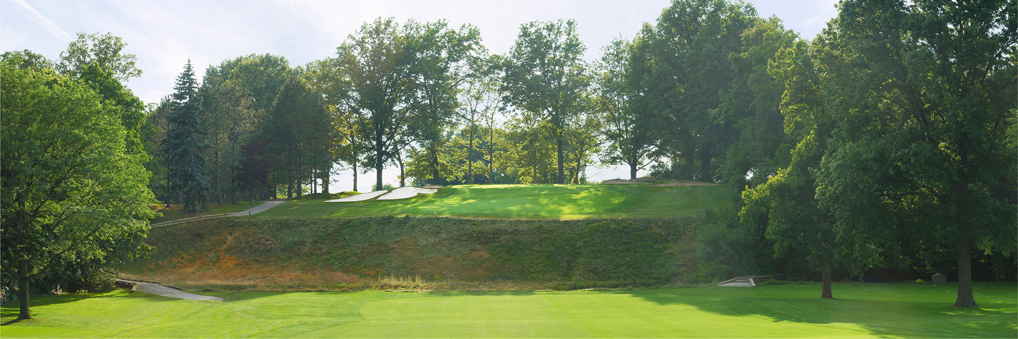 Golf Course Image - Canterbury No. 15