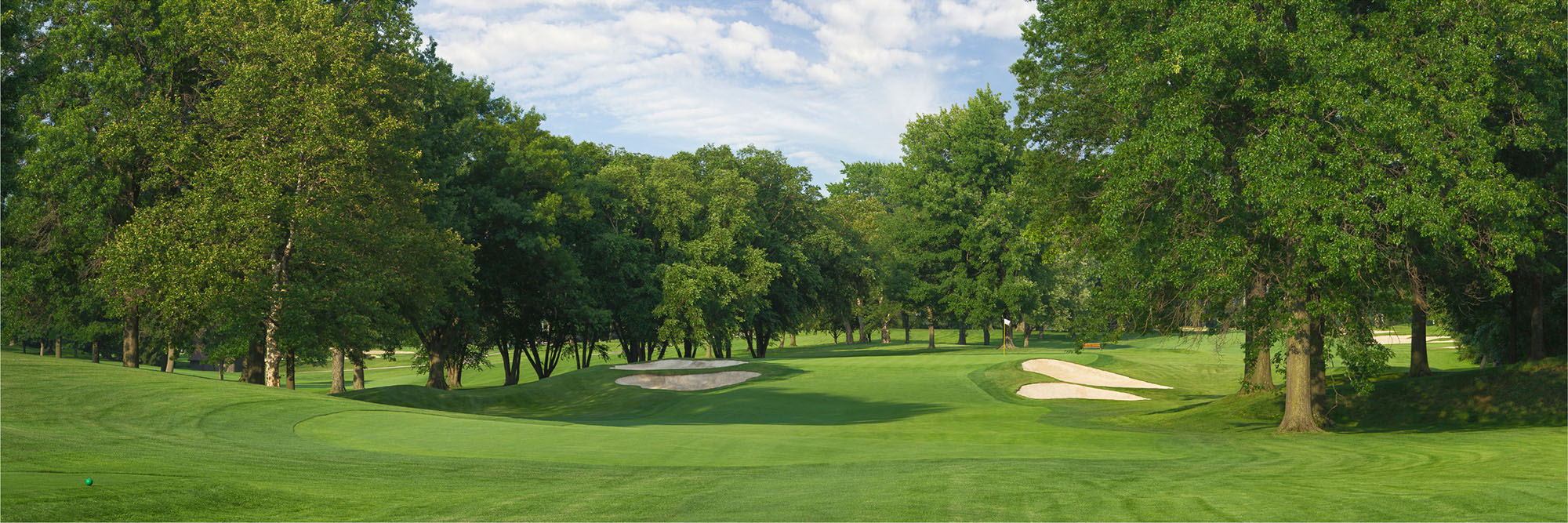 Golf Course Image - Canterbury No. 17
