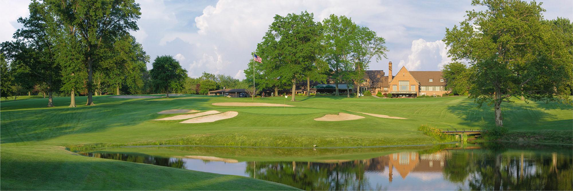 Golf Course Image - Canterbury No. 3