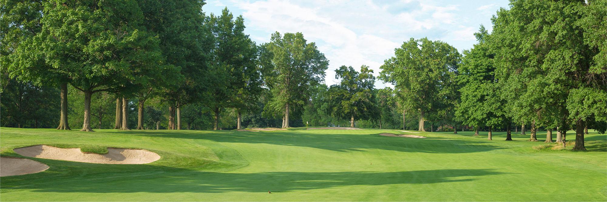 Golf Course Image - Canterbury No. 5