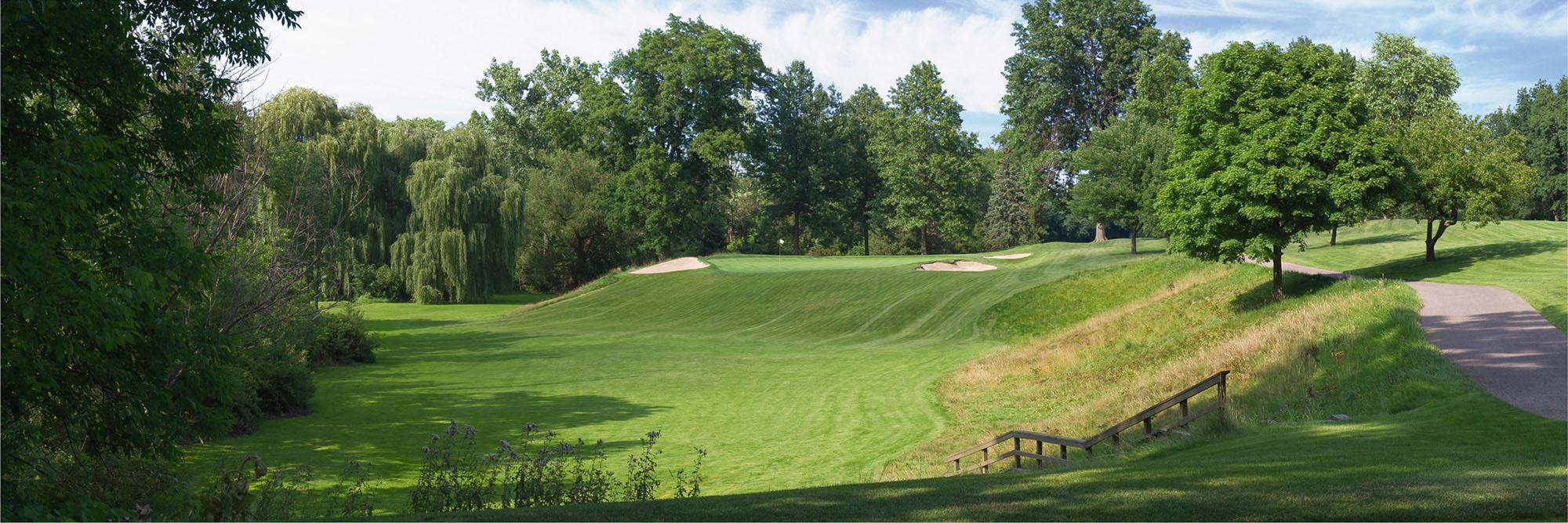 Golf Course Image - Canterbury No. 7