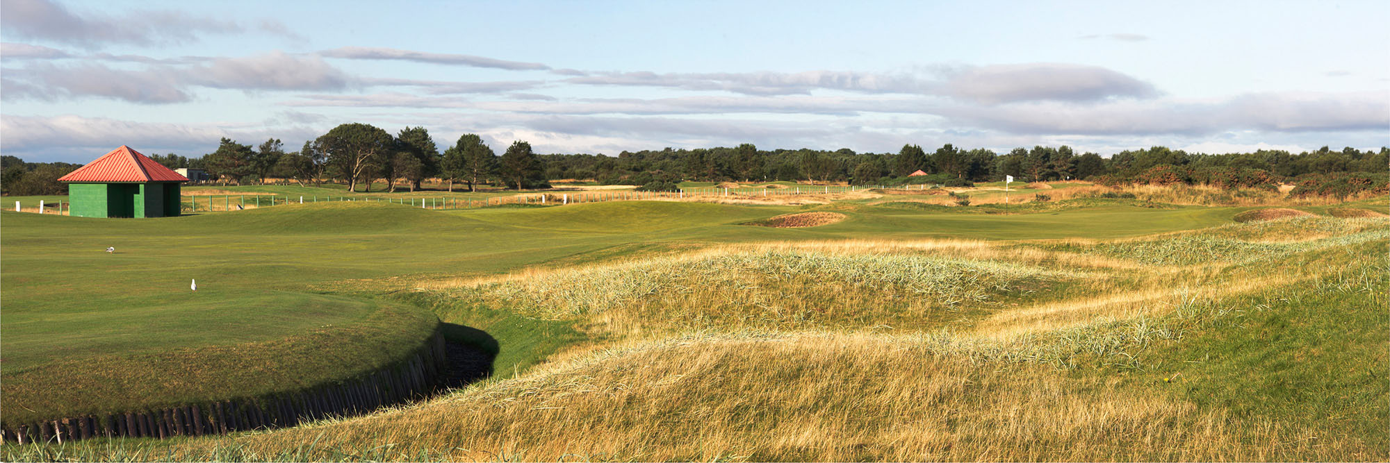 Golf Course Image - Carnoustie Golf Links No. 6