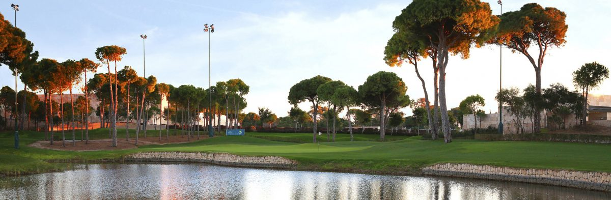 Carya Golf Club No. 9
