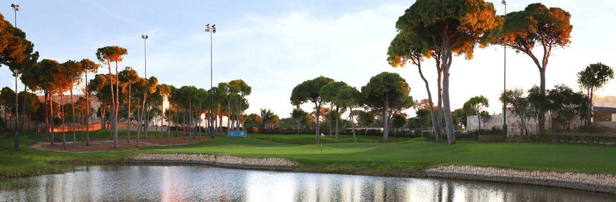 Carya Golf Club No. 9