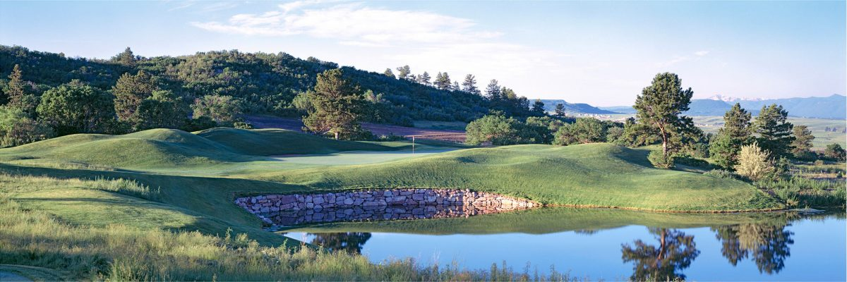 The Country Club at Castle Pines No. 14