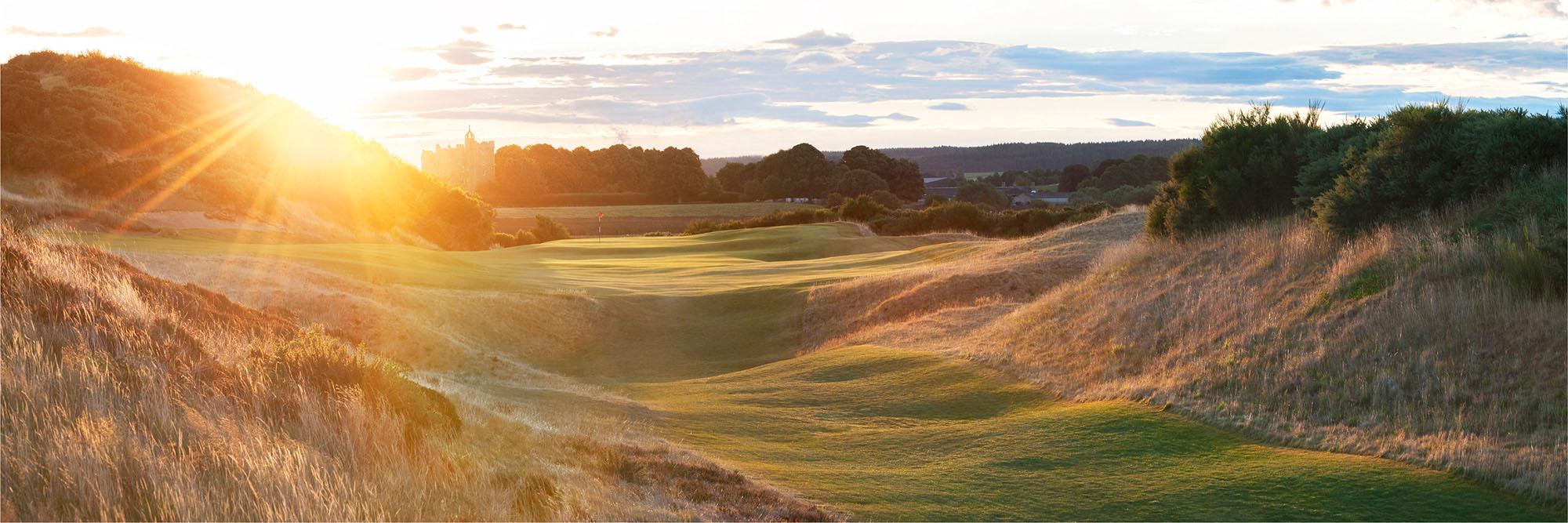 Golf Course Image - Castle Stuart No. 4