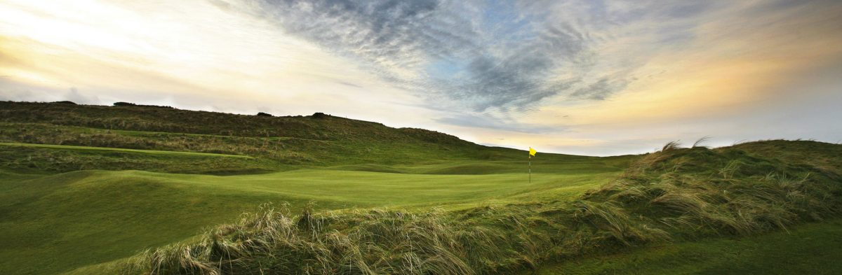 Castlerock Mussenden Course No. 10