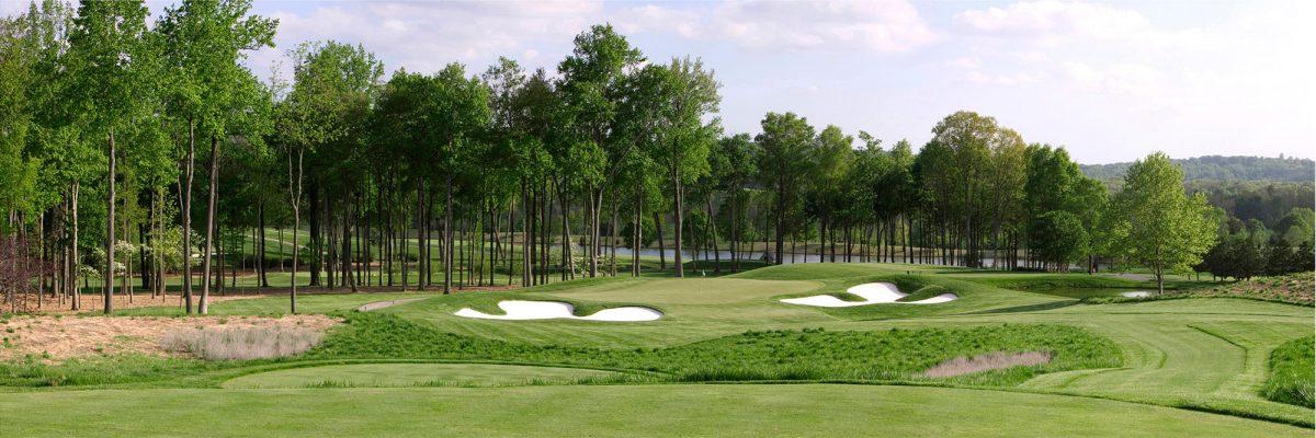Caves Valley Golf Club No. 8
