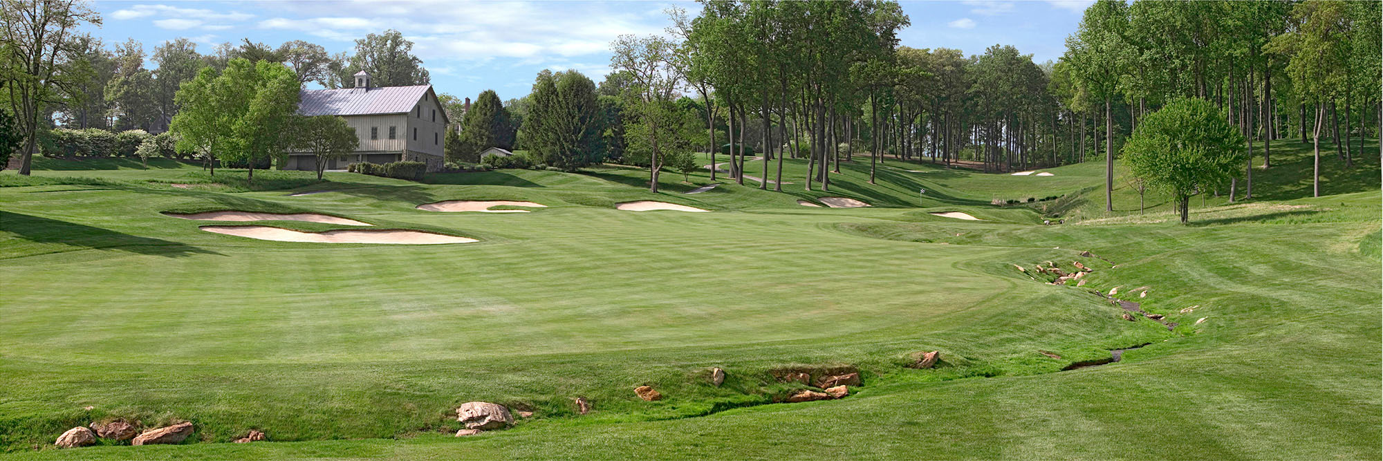 Golf Course Image - Caves Valley Golf Club No. 9