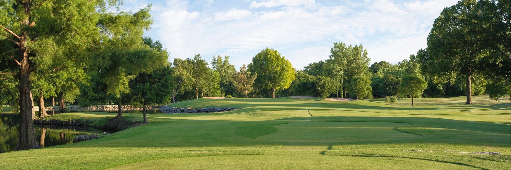 Golf Course Image - Cedar Ridge No. 15