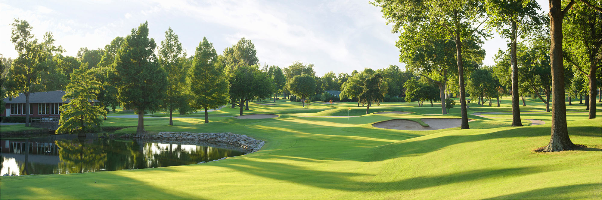 Golf Course Image - Cedar Ridge No. 17
