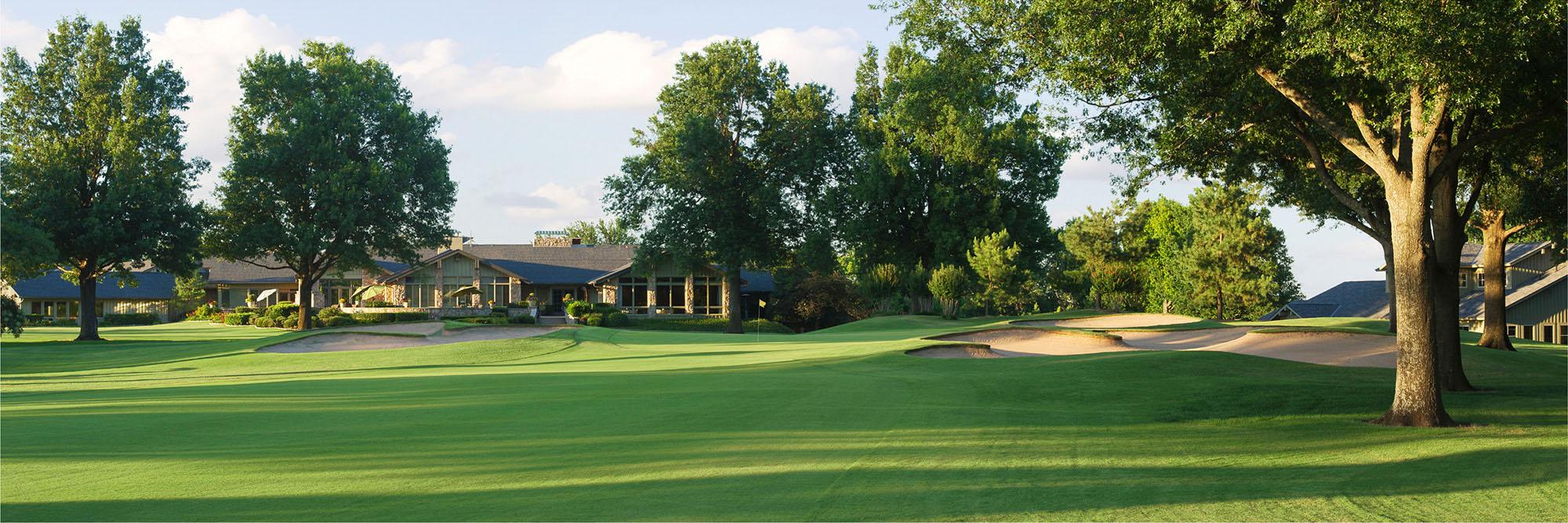 Golf Course Image - Cedar Ridge No. 18