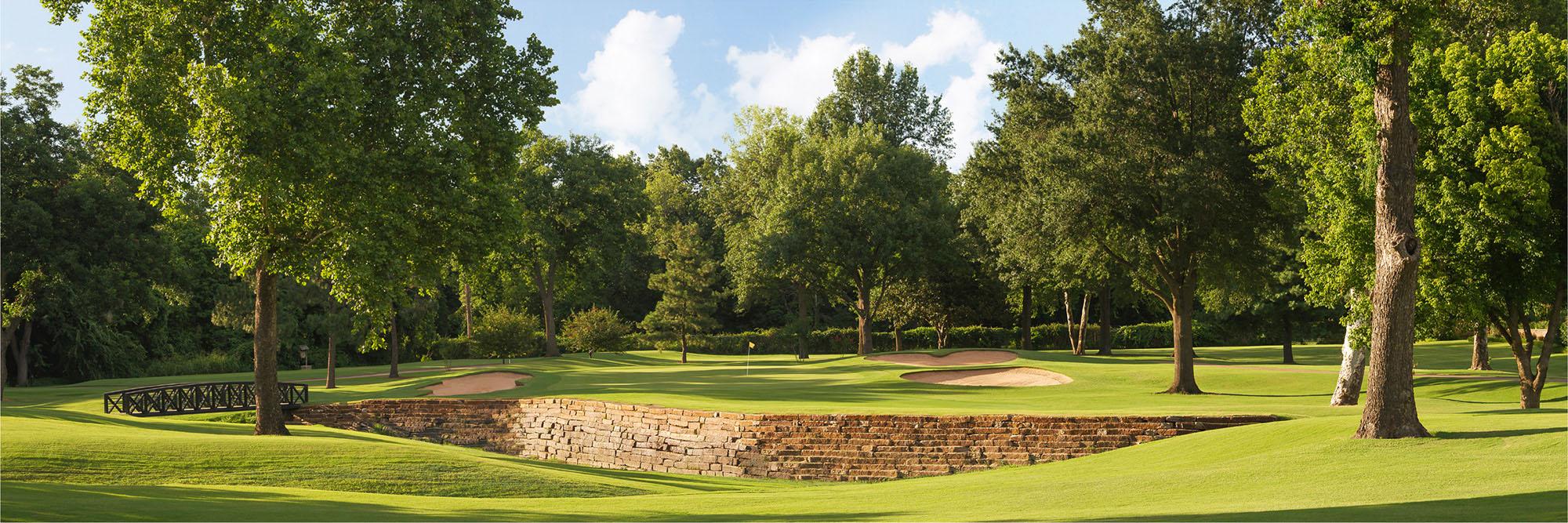 Golf Course Image - Cedar Ridge No. 2
