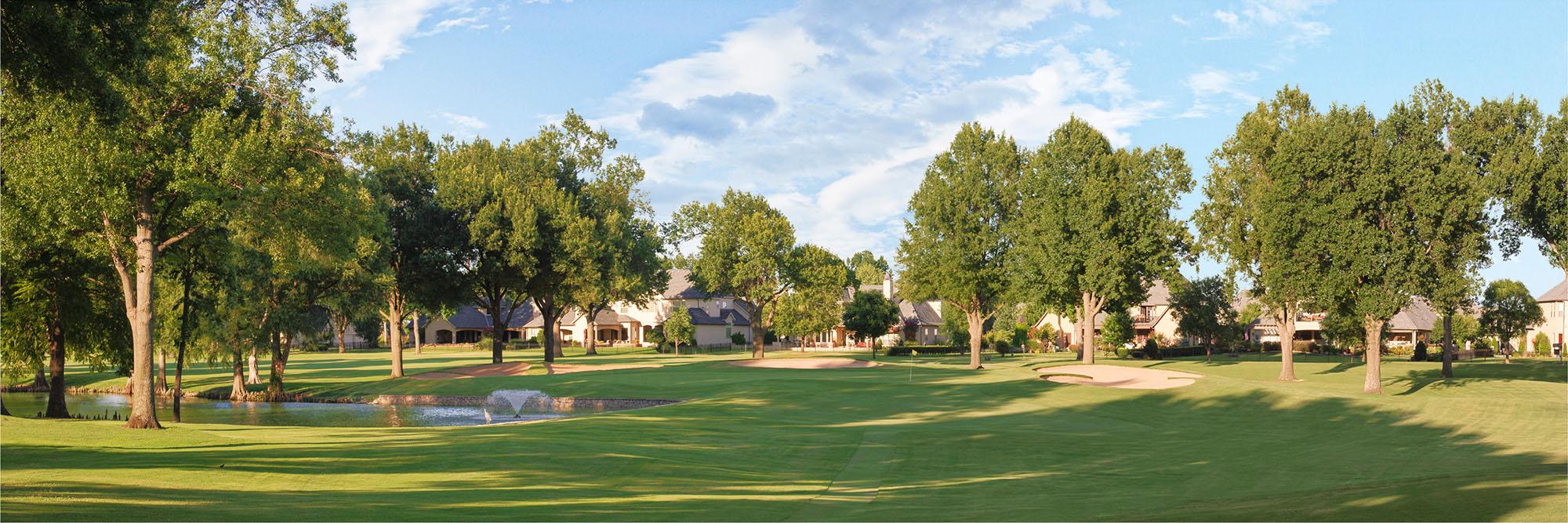 Golf Course Image - Cedar Ridge No. 6