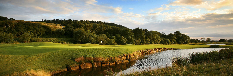 Golf Course Image - Celtic Manor Resort Twenty Ten Course No. 14