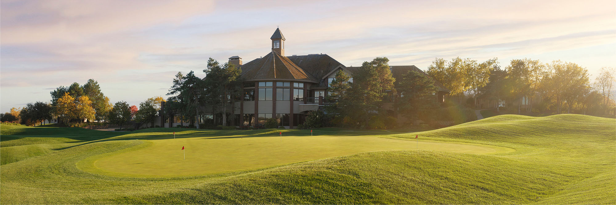 Golf Course Image - Champions Run Clubhouse